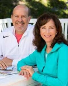 Kathie and Peter Davis